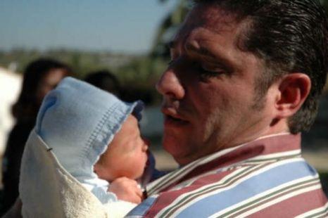 felicitaciones a papa por su niño rafael