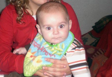 El meu xic fa sis mesos