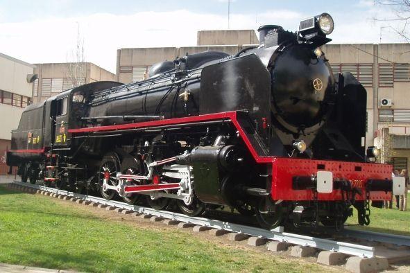 Locomotora a Vapor Mikado, 141F-2295