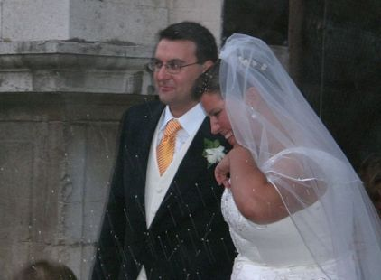 Enhorabuena, ¡¡¡ya has pasado por la vicaría!!!