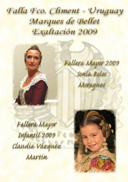 SONIA Y CLAUDIA F.F.M.M. 2009
