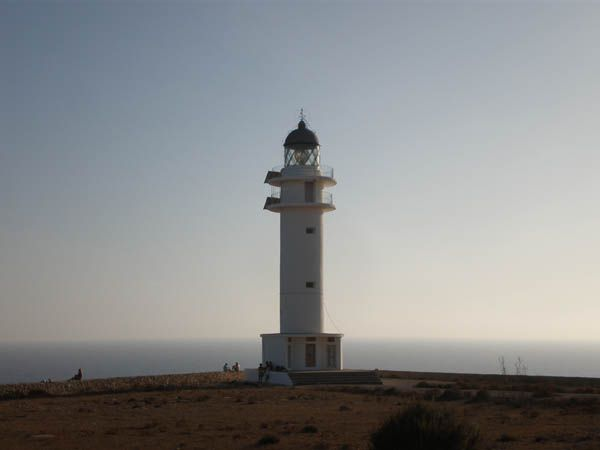 Formentera. Faro del Cap de Barbaria
