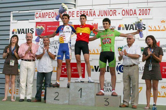 Campeonato de España de Ciclismo junior