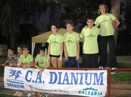 Club Atletismo Dianium