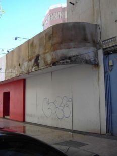 Edificio en la calle Marques de Campos en Dénia