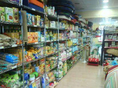 Tienda de Accesorios, Alimentación y Servicios para las Mascotas