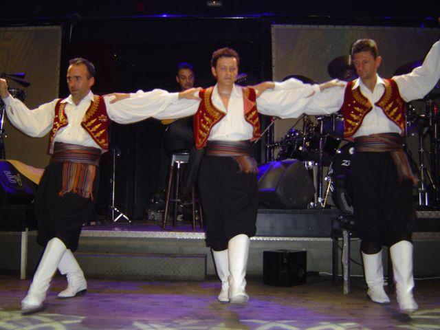baile tipico griego