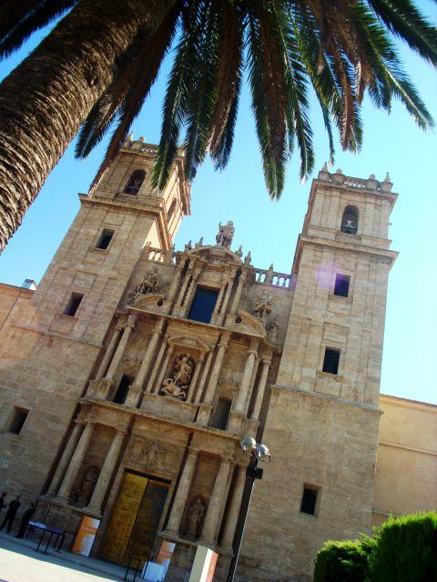 Ausias en San Miguel de los Reyes