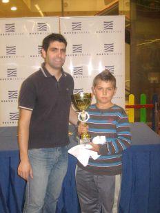 Segunda Jornada del XII Torneo de Ajedrez Escolar