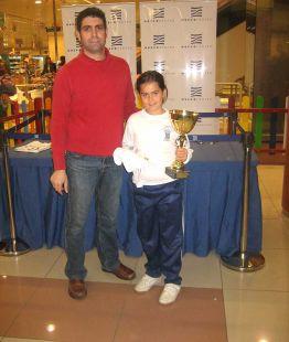 Quinta Jornada del XII Torneo de Ajedrez Escolar
