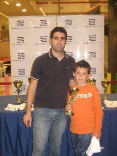 Segunda Jornada del XII Torneo de Ajedrez Escolar Sub 10