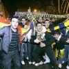 La afición del Villarreal CF