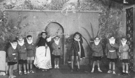 Blanca Nieves y los 7 enanitos