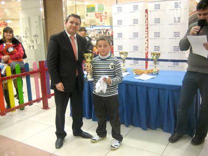 Septima Jornada del XII Torneo escolar de Nuevo Centro