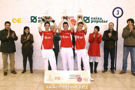 Beniparrell Campeones