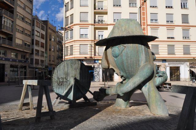 De paseo por la ciudad de Castellón