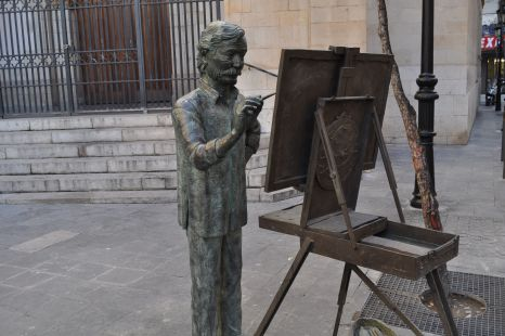 Castellón, arte en las calles.