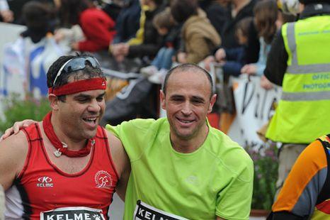 Maratón de Valencia / FILI NAVARRETE