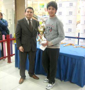 Novena Jornada del XII Torneo escolar de Nuevo Centro