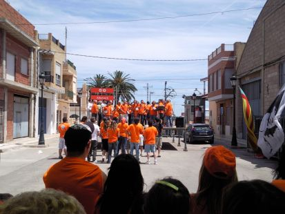 Fiesta de Peñas Valencianistas