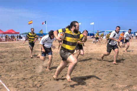 XIV Seven Playa Internacional Rugby Tiburón Ciudad de Valencia