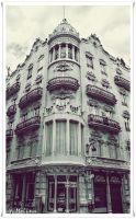 Casa Sagnier, Calle de la Paz, Valencia