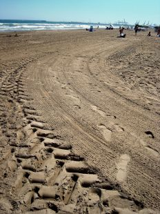 playa, Septiembre