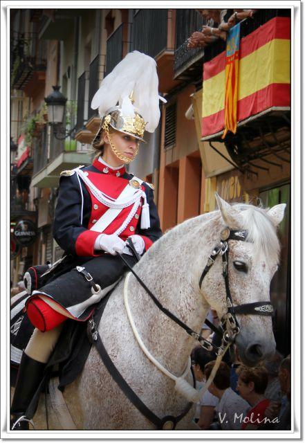 Policia Local a caballo