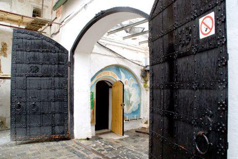 Puertas, Rusia