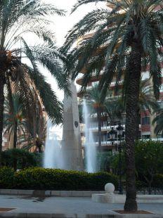 plaza del reyno Alzira