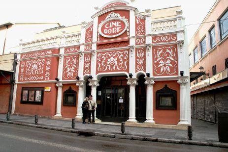 Madrid, Cine Dore