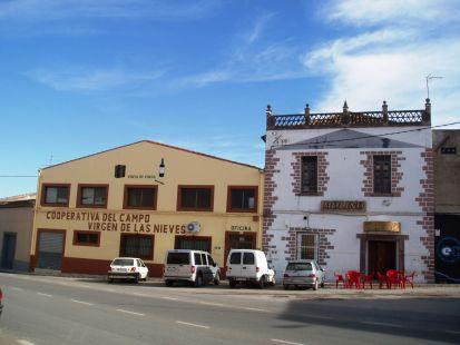 Cooperativa, Virgen de las Nieves