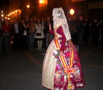Fallera Mayor de Valencia