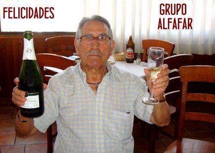 Vicente, Felicidades