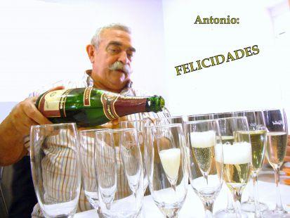 Antonio, Felicidades