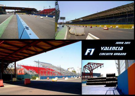 F1, Circuito Urbano