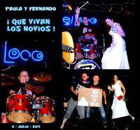 Boda Sonada, Fernando y Paula