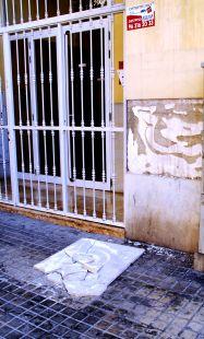 Peligro, muy cerca del Mercado de Ruzafa