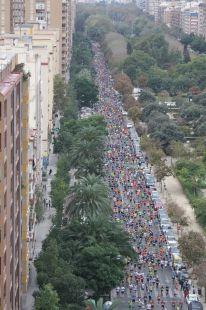 Maratón Valencia 23/10/11