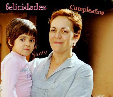 Pepa y Cecilia, Felicidades