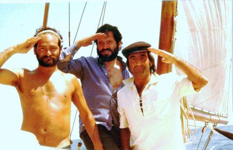 Homenaje al Capitan Kurt