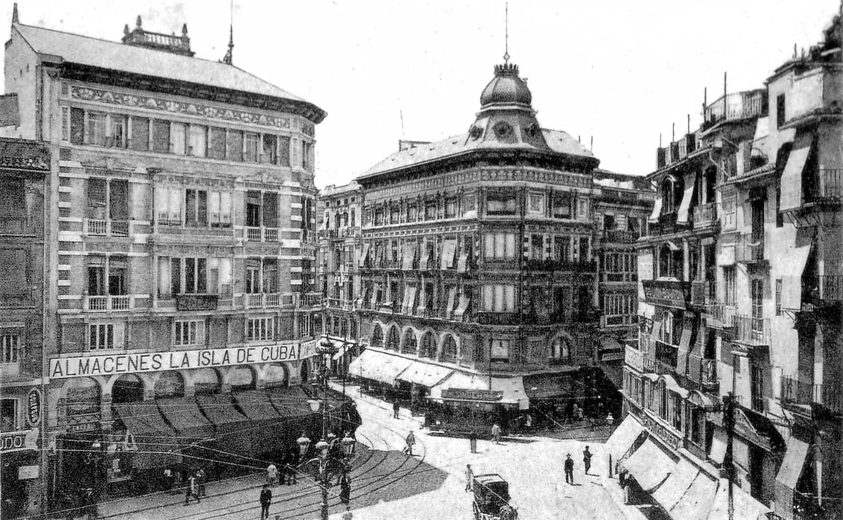 Valencia de ayer fotos de ciutat vella for Fotos antiguas de valencia