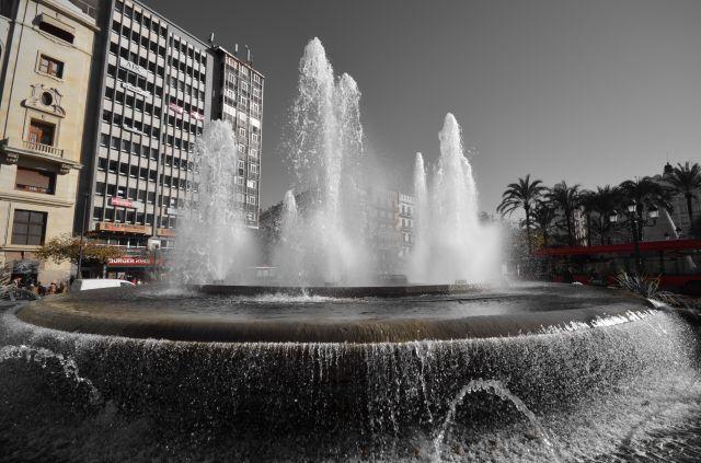 Fuente Plaza del Ayuntamiento