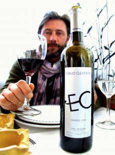 Vino EC, Emilio Clemente