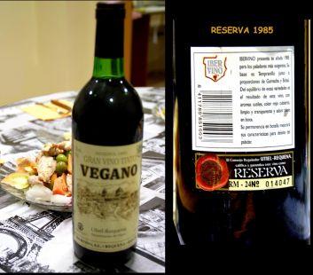 Vegano Reserva
