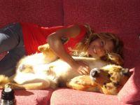 El sofá es mucho más cómodo!!!