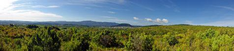 Panoramica de Macastre y Yatova