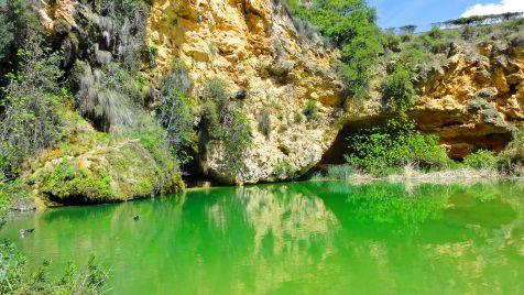 Cueva del turche(Buñol)