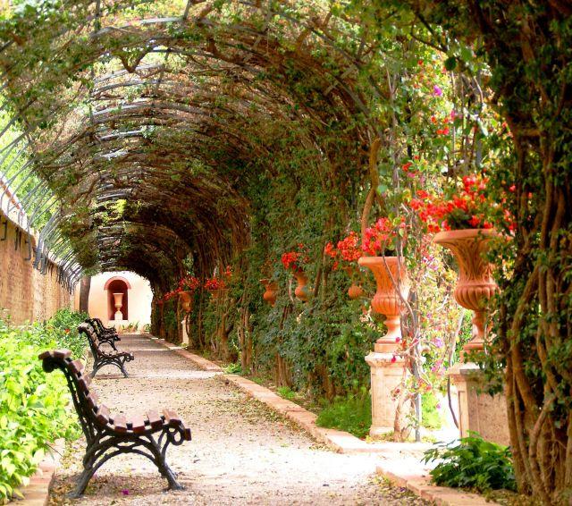 Jardines de monforte fotos de pla del real for Jardines de monforte valencia