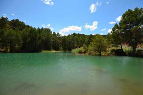 Lago Cortes de Pallas